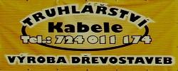 Truhlářství Kabele - dřevostavby,zahradní domky,chaty