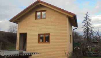 Patrová chata České Budějovice 5 x 6m