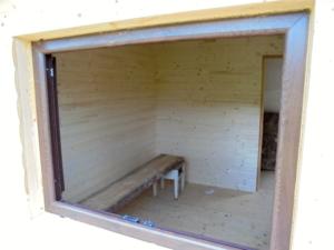 Dřevostavba 8 x 5 m s terasou  15