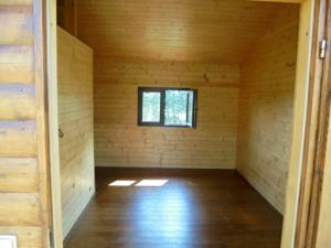 Dřevostavba 8 x 5 m s terasou  23
