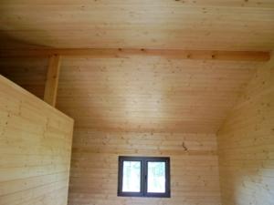Dřevostavba 8 x 5 m s terasou  24