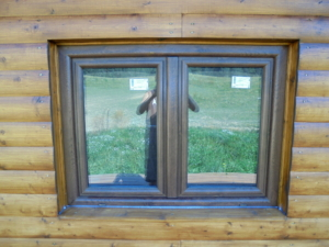Dřevostavba 8 x 5 m s terasou  28