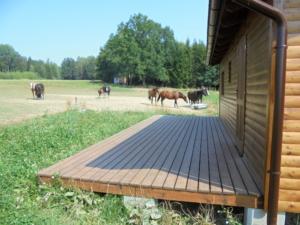 Dřevostavba 8 x 5 m s terasou  31